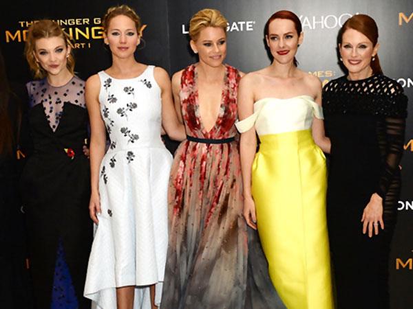 Ini Pilihan Para Bintang 'Mockingjay Part.1' Tentang Adegan yang Patut Dinanti Penggemar