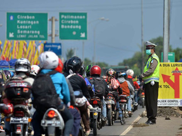Ini Masalah Yang Kerap Menghantui Para Pemudik Sepeda Motor