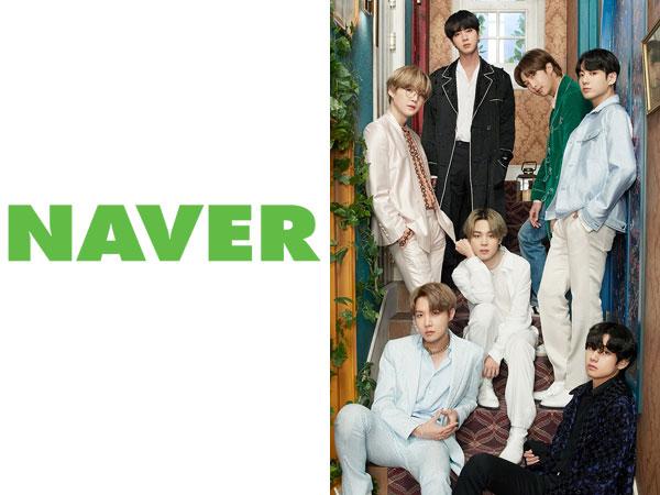 Naver Investasi Triliunan di SM Entertainment, Imbas Ditinggal BTS?