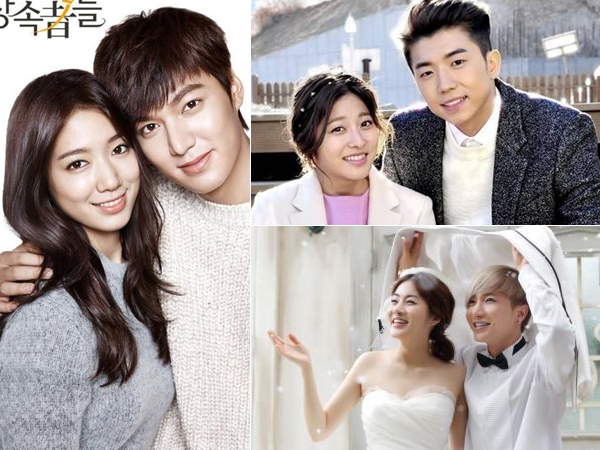 Siapa Pasangan Acara TV Korea yang Paling Ingin DIlihat Kembali Oleh Penonton?