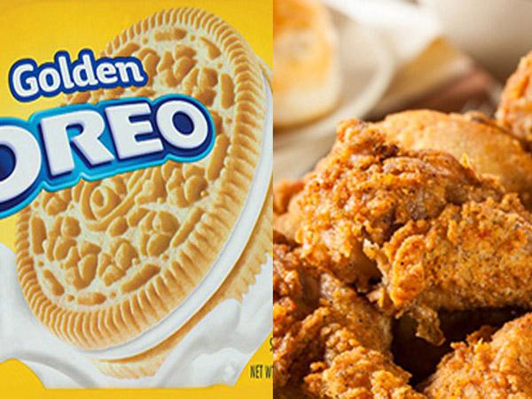 Wah, Oreo Ciptakan Varian Baru Rasa Ayam Goreng?