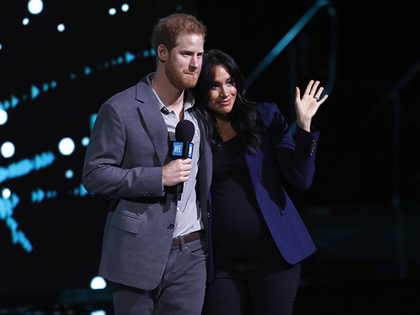 Pangeran Harry dan Meghan Markle Tutup Sussex Royal