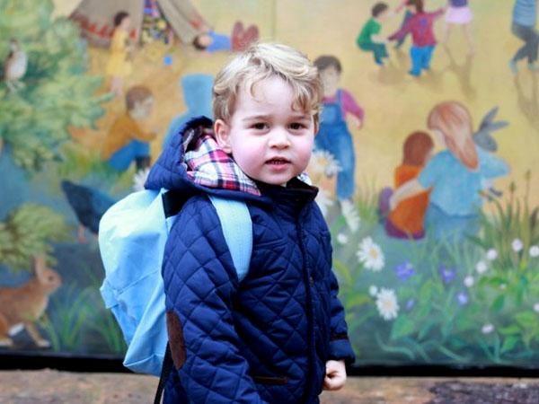Usia 2 Tahun, Pangeran George Sudah Diwarisi Mobil Sport Mewah
