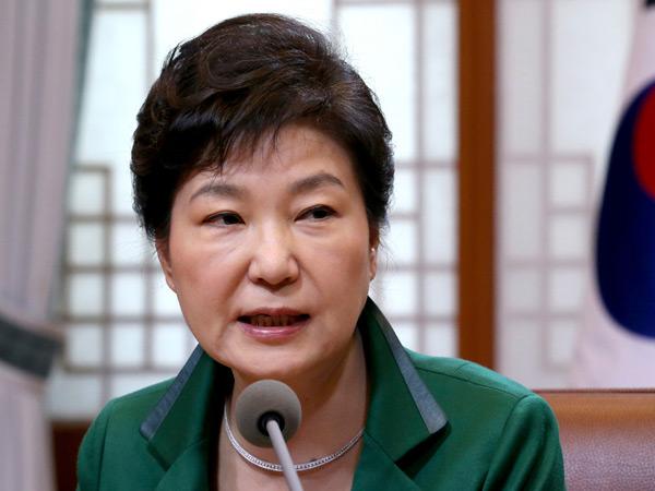 Presiden Park Ajukan Pengunduran Diri ke Parlemen Korea Selatan, Siap Lengser?