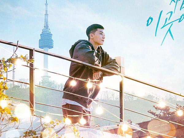 Potret Terbaru Park Seo Joon di Poster Drama Itaewon Class