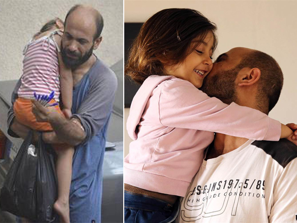 Foto Saat Jual Pena Tersebar, Hidup Ayah-Anak Pengungsi Suriah Ini Berubah