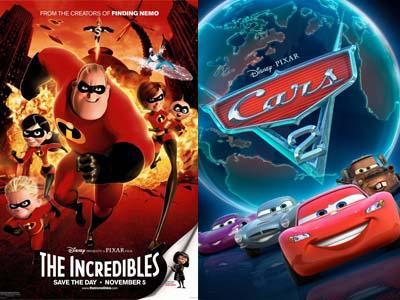 Wah, 'The Incredibles 2' dan 'Cars 3' Segera Digarap?