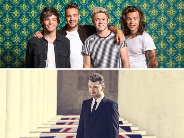 Lewat Musik, One Direction Hingga Sam Smith Bantu Pertumbuhan Ekonomi Inggris
