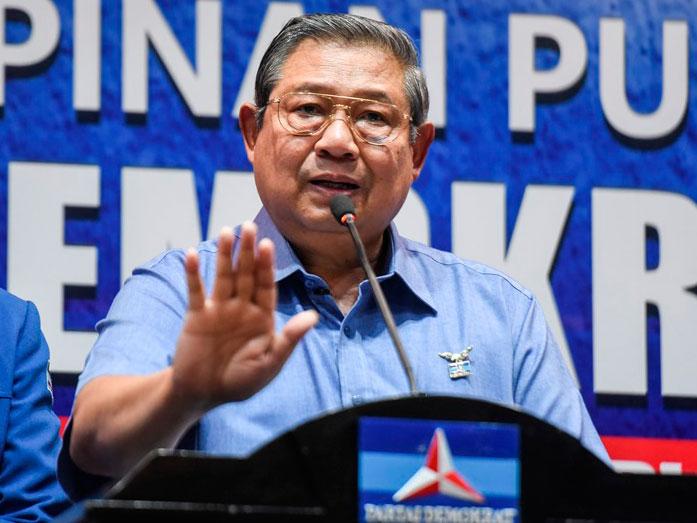 Kriteria Capres dan Cawapres 2019 Partai Demokrat Menurut SBY