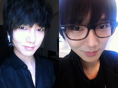 Tips Ber-Selca Ala Yesung Super Junior