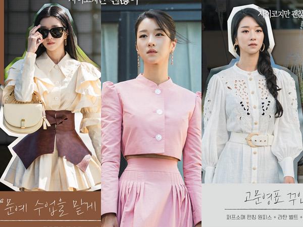 Tips Styling Outfit Ala Seo Ye Ji Agar Pinggang Terlihat Ramping