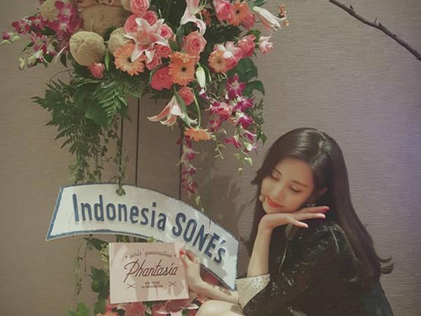 Kembali ke Korea, SNSD Pamit Kepada Fans dalam Bahasa Indonesia