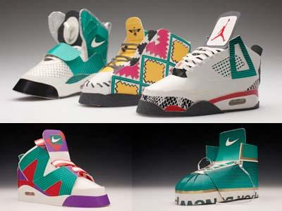 Wow Seniman Ini Buat Sneakers Dari Bungkus Rokok