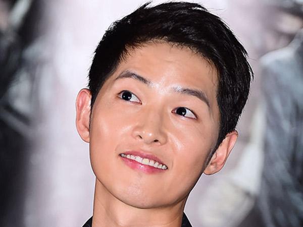 Lucunya Ucapan Song Joong Ki Saat Ajak Publik Nonton Film 'Battleship Island'