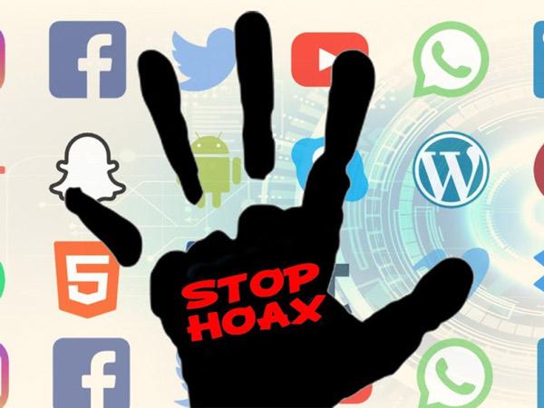 Data Hoax Semakin Meningkat di Indonesia, Paling Banyak Lewat Facebook