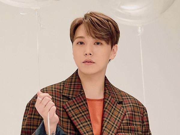 Resmi Debut Solo, Sungmin SJ Rilis Lagu Ballad 'Orgel'