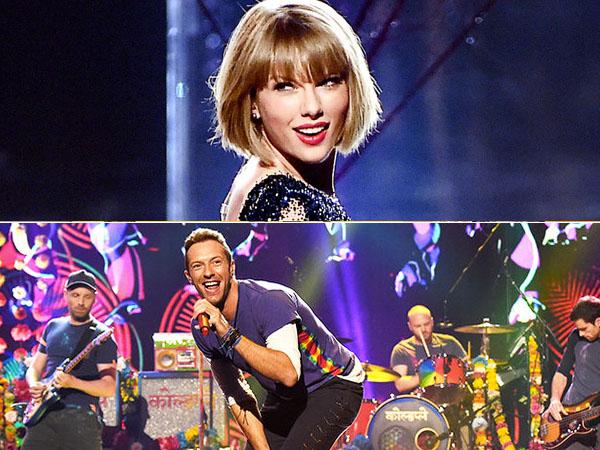 Dari Taylor Swift Hingga Coldplay, Ini Daftar Lengkap Pemenang NME Awards 2016!