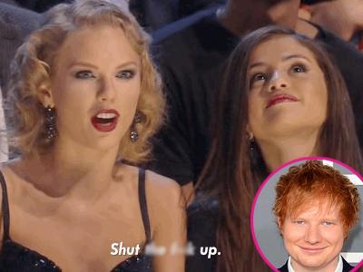 Ed Sheeran Klarifikasi Ucapan Kasar Taylor Swift di MTV VMA