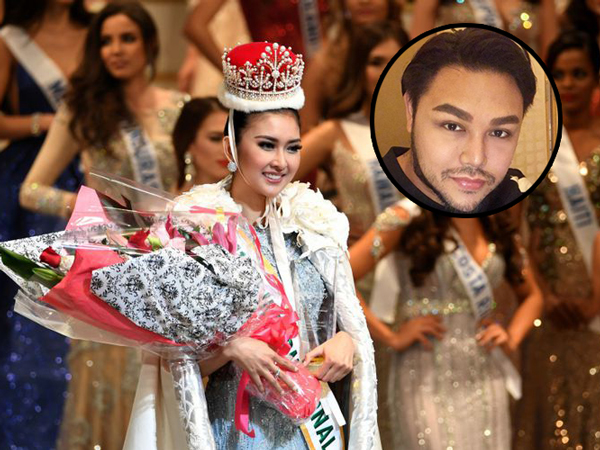 Intip Detail Dress Rancangan Ivan Gunawan yang Bawa Kevin Liliana Juara Miss International!