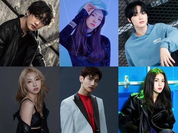 Deretan Idola K-Pop Ini Sukses Debut di Usia 15 Tahun, Ada Bias-mu?