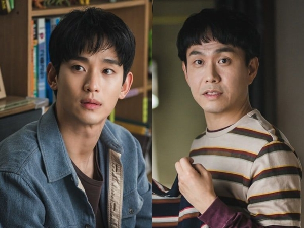 Kim Soo Hyun Akui Senang Akting Bareng Oh Jung Se di Drama 'It's Okay to Not Be Okay'