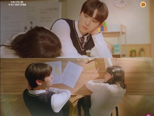 Rilis Video Teaser Pertama, Minhyun dan Jung Da Bin Jalani Love-Hate Relationship di Drama 'Live On'