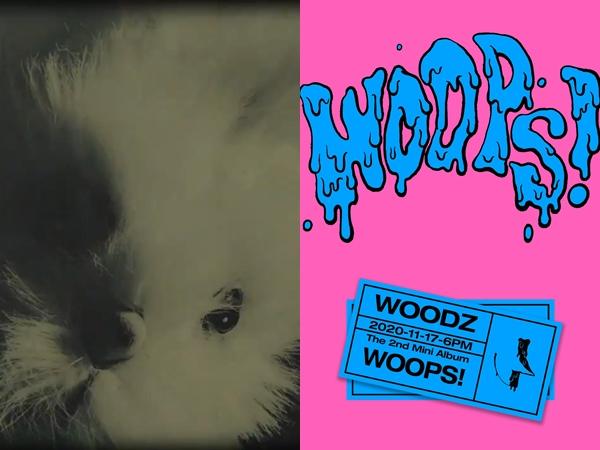 WOODZ Rilis Teaser Creepy dan Misterius untuk Comeback Mendatang