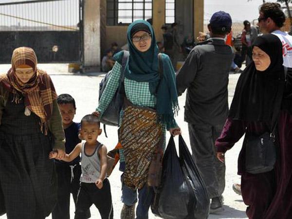 Kesaksian Wanita WNI di Suriah yang Ditipu Mentah-Mentah oleh ISIS