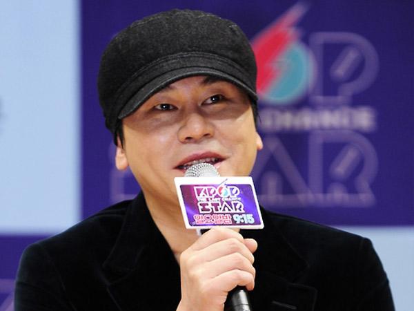 Akhirnya Angkat Bicara, Yang Hyun Suk Bantah Agensinya Terlibat Dengan Skandal Presiden