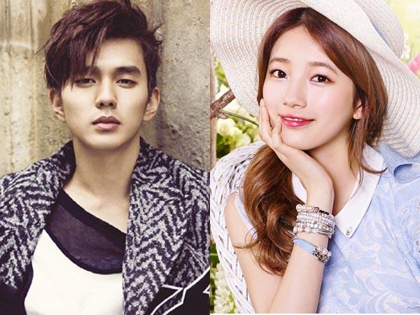 Yoo Seung Ho dan Suzy miss A Jadi Selebriti Idaman Para Orang Tua Di Korea