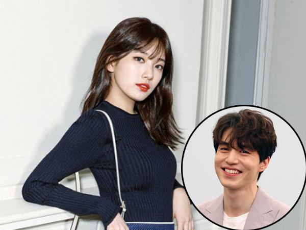 Ups, Suzy Ternyata Sudah Naksir Lee Dong Wook Sejak 6 Tahun Lalu