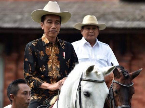 Diam-diam Ternyata Jokowi Ingin Prabowo Jadi Calon Wakil Presidennya?