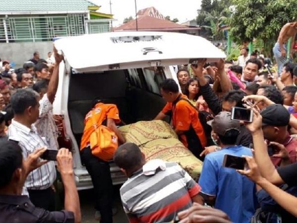 Kondisi Mahasiswi yang Dibunuh di Gereja Sumut, Pelaku Seorang Pendeta?