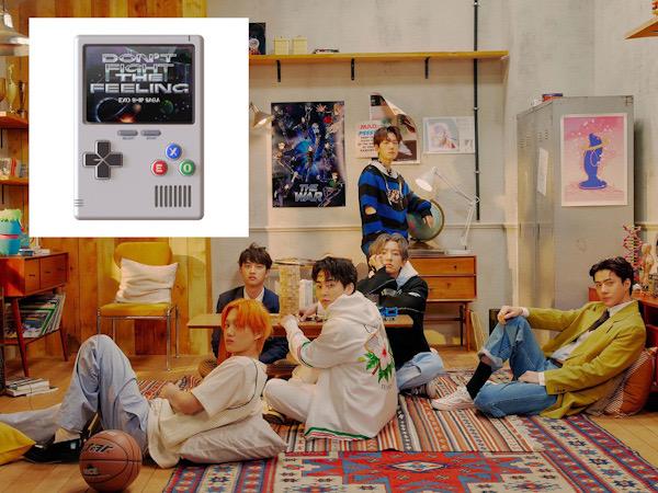 Jelang Comeback, EXO Rilis Permainan Bertema Ruang Angkasa