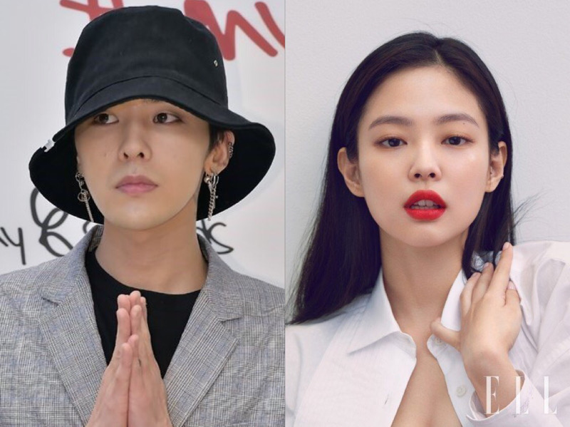 Jawaban Ambigu YG Entertainment Soal G-Dragon dan Jennie BLACKPINK