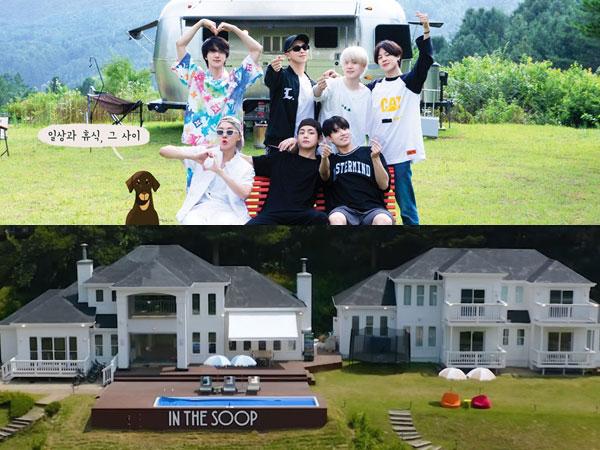Bukan Sewa, HYBE Beli Lokasi Syuting BTS In the Soop 2 Senilai 15 Miliar?