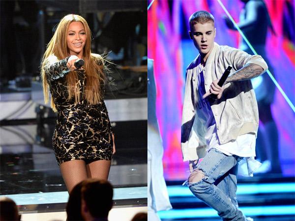 Rilis Daftar Lengkap Nominasi, MTV Europe Music Awards 2016 Didominasi Justin Bieber dan Beyonce Knowles