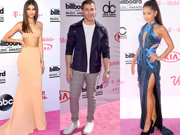 Simak Penampilan Pink Carpet Terbaik di 'Billboard Music Awards 2016'