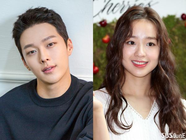 Jang Ki Yong dan Son Yeon Jae Dirumorkan Pacaran, Ada Kode Lovestagram?