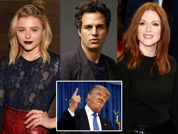 Muak dengan Ulah Donald Trump, Ratusan Artis Hollywood Buat Petisi!