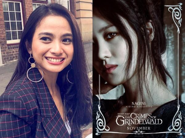 Acha Septriasa Nyaris Perankan Karakter 'Nagini' di Film 'Fantastic Beasts 2'