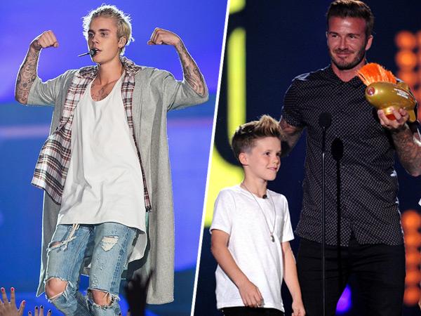 Ikuti Jejak Justin Bieber, Anak Ketiga David Beckham Akan Sukses Besar