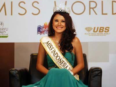Usai Miss World 2012, Ines Putri Targetkan Kompetisi Berikutnya