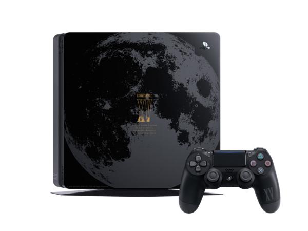 Bertepatan Dengan Rilis Gamenya, Sony Luncurkan PS4 Slim Edisi Final Fantasy XV