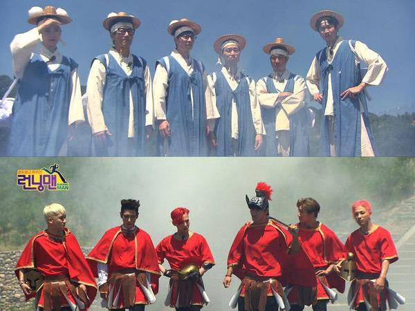 Kocaknya Saat Member 'Running Man' Iseng Telanjangi Taeyang dan Kim Jong Kook!
