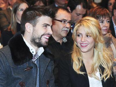 Shakira Lahirkan Putra Pertamanya dengan Gerard Pique