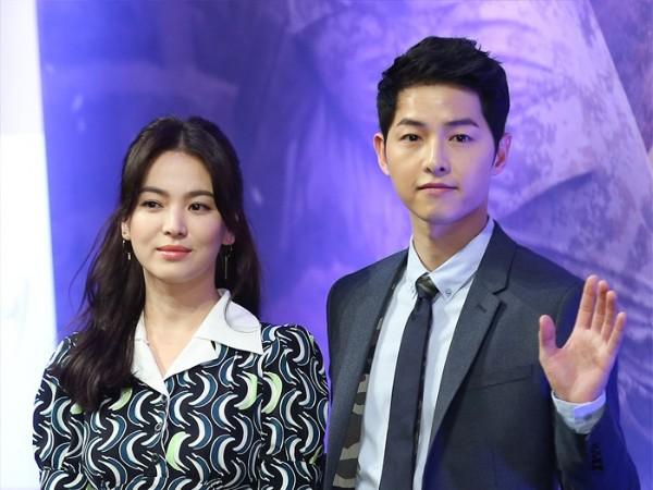 Song Joong Ki Minta Maaf dan Tutupi Alasan Cerai dari Song Hye Kyo