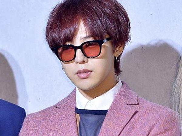 YG Entertainment Klarifikasi Terkait Perlakuan Kasar Pengawal G-Dragon pada Fans di Bandara