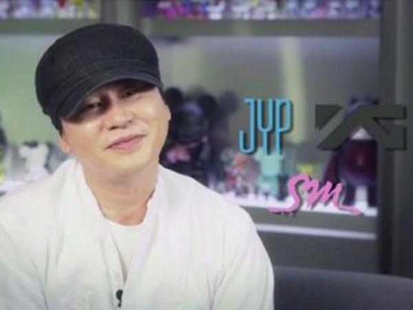 Sukses Ajak JYP Entertainment, Bos YG Bocorkan Rencana Lain dari Survival Program Barunya 'Mix Nine'
