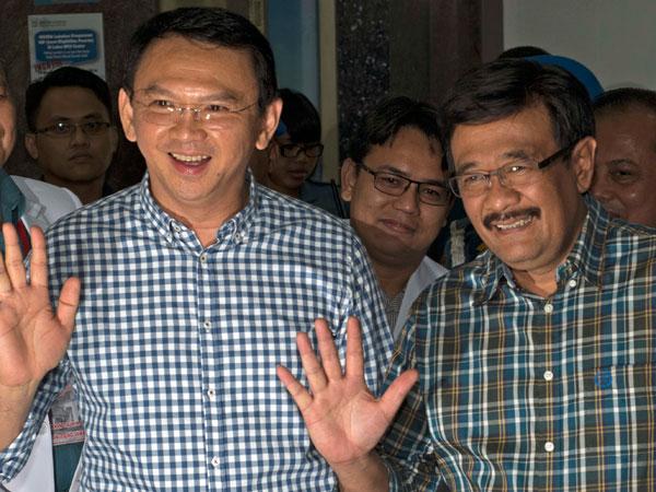 Kembali dari Umrah, Cawagub Djarot Saiful Tak Hanya Doakan Ahok dan Jakarta